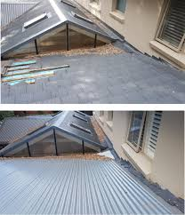 why replace a tile roof with a colorbond roof leaking roof