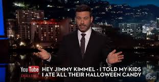 Jimmy Fallon I Ate Your Halloween Candy by Jimmy Kimmel Needs Submissions For The Sixth Annual U201ci Told