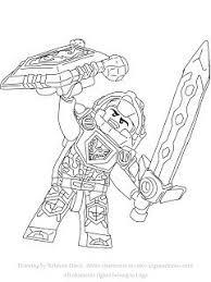 Clay From Lego Nexo Knights