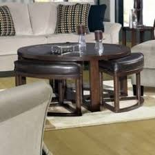 Round Coffee Table With Stools Underneath by Coffee Tables With Stools Underneath Square Coffee Table With