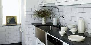 Subway Tile Backsplash For Kitchen 23 Ways To Decorate With Subway Tile Architectural Digest