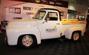 100 Chip Foose Truck Customized 1953 Ford F100 Fetches 170000 At Auction