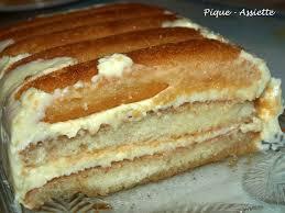 dessert avec des boudoirs delice au citron sans cuisson pique assiette