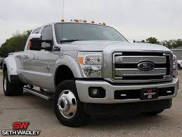 Used 2015 Ford Super Duty F-350 DRW Platinum 4X4 Truck For Sale In ...