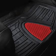 Colored Car Floor Mats New New 4pcs Floor Mats Set For Car Truck Mat ...