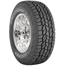 Cooper DISCOVERER AT3 275/55R20 117T OWL All-Season Tire