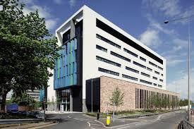 100 Gray Architects Severn Trent Headquarters Reynaers Aluminium
