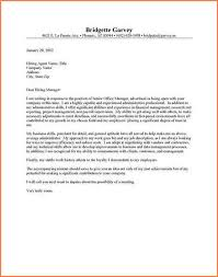 9 executive assistant cover letters
