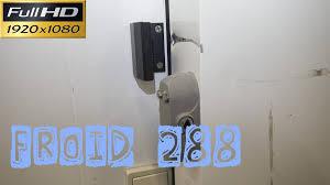 porte coulissante chambre froide froid288 le remplacement de la poignée cassée d une porte