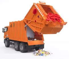 Bruder Scania R-Series Garbage Truck - Orange | EBay First Gear Waste Management Front Load Garbage Truck Flickr Garbage Trucks Large Toy For Kids Recycling And Dumping Trash With Blippi 132 Metallic Truck Model With Plastic Carriage Green Videos W Bin A 11 Cool Toys Kids Toy Garbage Truck Time Trucks Collection Youtube Republic Services Repu Matchbox Lesney No 15 Tippax Refuse Collector Trash 1960s Pump Action Air Series Brands Products Amazoncom Lrg Amazon Exclusive Games