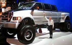 We Present To You, The Fully Street Legal #Ford F650 Super #truck