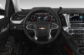 2015 Chevrolet Tahoe Steering Wheel Interior