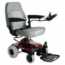 Amazon Shoprider Jimmie Power Chair Four Wheeled Power