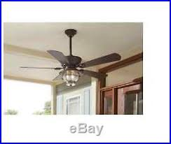 Harbor Breeze Merrimack 52 Inch Ceiling Fan by Harbor Breeze Light Kit Kichler Lighting Arts And Alameda Outdoor
