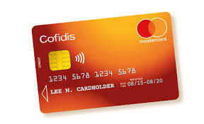 carte de crédit mastercard belgique cofidis