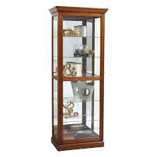 Walmart Corner Curio Cabinets by Walmart Curio Cabinet In Cappuccino Cabinets Corner Units For Sale