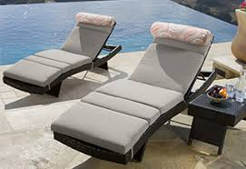 Pacific Bay Patio Chairs by Patio Furniture Costco
