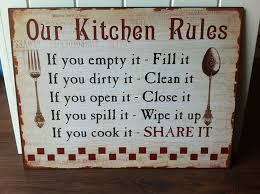 I Shower With My Dad by Our Kitchen Rules Metal Hanging Sign Amazon Co Uk Kitchen U0026 Home