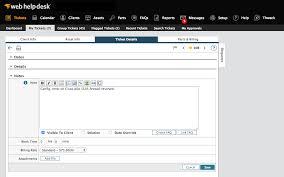 time billing software for tracking expenses web help desk