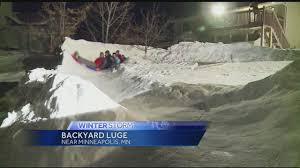 Awesome Dad Builds Giant Luge Track In Backyard! Tucker Wests Backyard Luge Track Nbc Olympics Twostory Ice Dominates Cnn Video Backyard Course With High Turns And A Few Crashes Youtube Genius Dad Builds Luge Course Roller Coaster Jukin Media Youtube Ideas Pam On The Run 1 Barrie Dad Builds 150metre In His Toronto Star Backyards Modern Snowboard Jump 2010 14 The West Finds Passion For