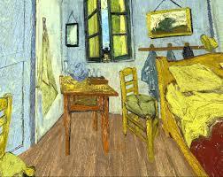 Bedroom at Arles Van Gogh VR flythrough