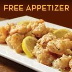 Olive Garden FREE Appetizer With Dinner Entree Purchase