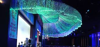 fiber optic ceiling light products engineering hub 12 awesome fiber displays to light up your day