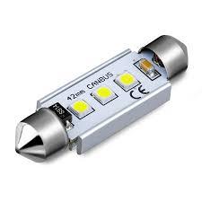 100 Interior Truck Lighting 2112 2122 42MM LED Festoon Bulbs Car Lights