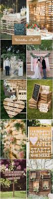 Top 14 Rustic Wedding Themes Ideas For 2018 Part II