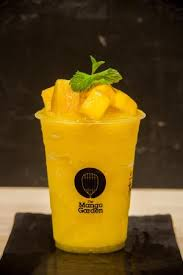 Spacial Mango smoothies Picture of The Mango Garden Ko Phi Phi