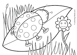 Coloring Pages For Kindergarten Fascinating And Fun Pdf Toddlers Free Printable First Day Of School