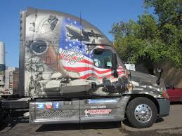 100 Southwest Truck Driver Training Arizona Color Wrap