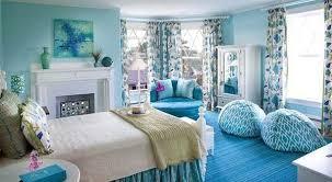 schlafzimmer blau mit teppich blau freshouse