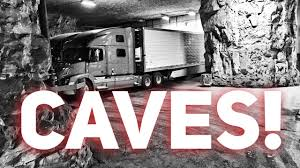 Trucking In The CAVES! Americold Carthage Missouri - YouTube
