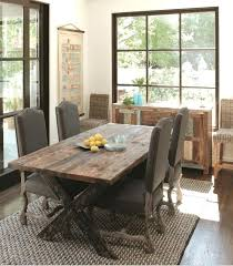 Rustic Table Chairs Best Dining Set Ideas On Modern Room Farm