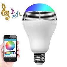 Amazon Smart LED Light Bulb Bluetooth Speaker Valentine s Day