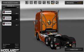 Trade Of Trucks Mega Mod Mod For ETS 2