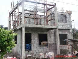 The House Design Storey by Trails House Construction Project In Oton Iloilo