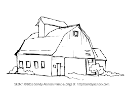Paint-Along Series #1: Barn – Sandy Allnock Pencil Drawing Of Old Barn And Silo Stock Photography Image Sketches Barns Images The Best Red Store Opens Again For Season Oak Hill Farmer Gallery Of Manson Skb Architects 26 Owl Sketch By Mostlyharmful On Deviantart Sketch Cliparts Zone Pen Drawings Old Barns Acrylic Yahoo Search Results 15 Original Hand Drawn Farm Collection Vector Westside Rd Urban Sketchers North Bay Top 10 For Design Sketches Ralph Parker Artist