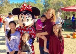Pumpkin Patch Louisiana by Halloween 2015 Kids Visiting Pumpkin Patch With Cinderella