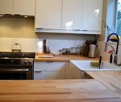 Ikea Domsjo Sink Single by Cook Street Village Kitchen Ikan Installations