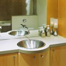 Install Overmount Bathroom Sink by Install A Drop In Bathroom Sink 1 Rona