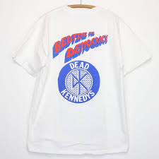 Dead Kennedys Halloween Shirt by Dead Kennedys Bedtime For Democracy Shirt 1994 Wyco Vintage