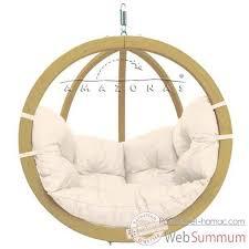 hamac siege suspendu hamac amazonas suspendu globo chair natura dans fauteuil suspendu