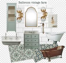 badezimmerschrank waschbecken wasserhahn retro bauernhof