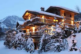 catered ski chalets courchevel le praz and la tania three valleys