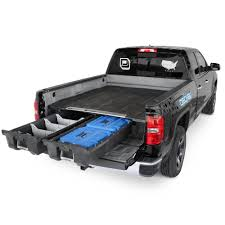 100 Truck Bed Length DECKED 6 Ft 6 In Storage System For GMC Sierra Or