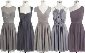 fall winter bridesmaid dress inspiration turbulence gray
