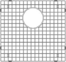 blanco 406451 sink grid stainless steel plumbing online canada