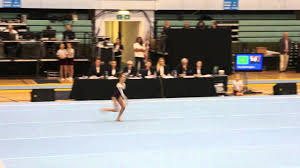 sky gymnastics level 3 voluntary national finals winning floor